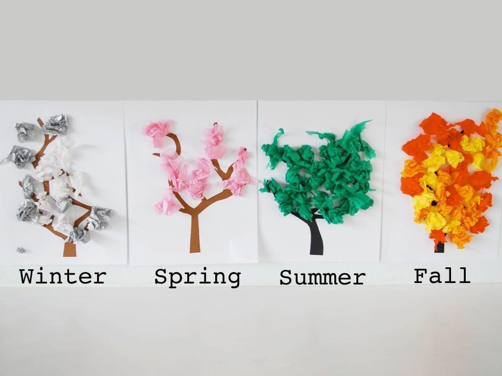 Seasons Arts And Crafts