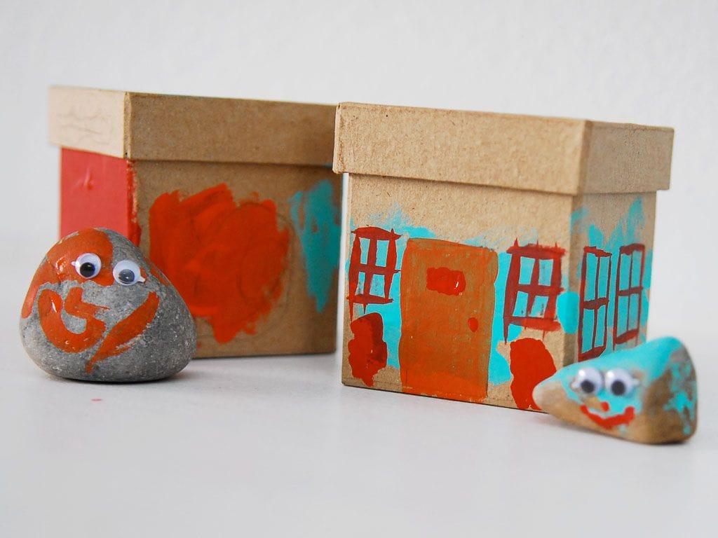 Mini box houses jeuxipadfo Image collections