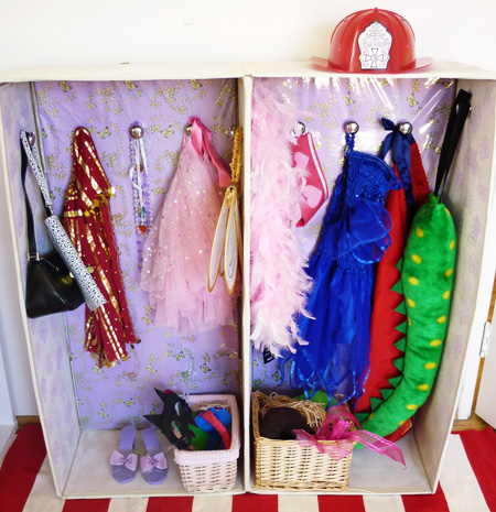 Do it yourself dress up wardrobe solutioingenieria Gallery